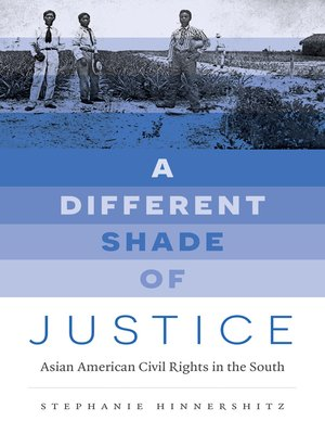 cover image of A Different Shade of Justice