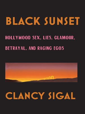 cover image of Black Sunset
