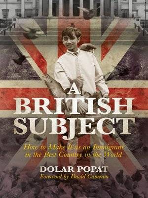 cover image of A British Subject