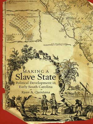 cover image of Making a Slave State