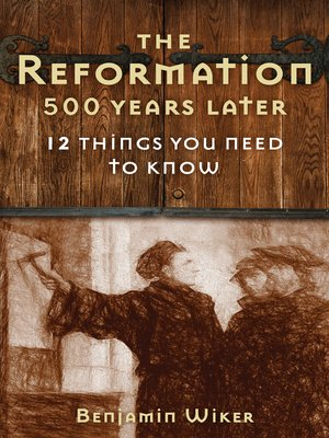 cover image of The Reformation 500 Years Later