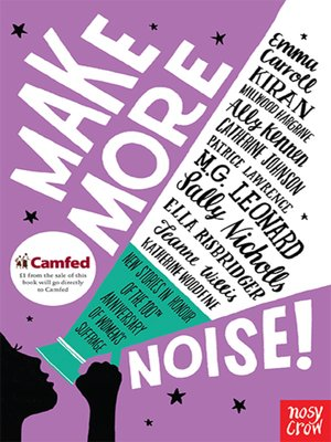 cover image of Make More Noise!