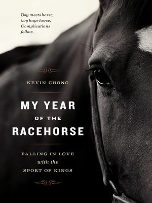 cover image of My Year of the Racehorse