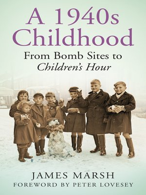 cover image of A 1940s Childhood