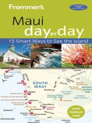 frommers maui day by day