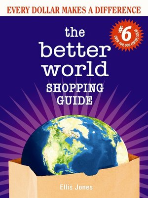 cover image of The Better World Shopping Guide
