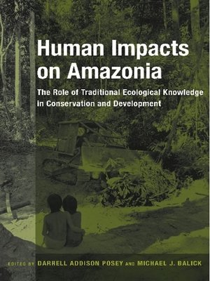 cover image of Human Impacts on Amazonia
