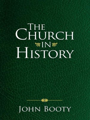 cover image of The Church in History