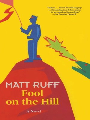 cover image of Fool on the Hill