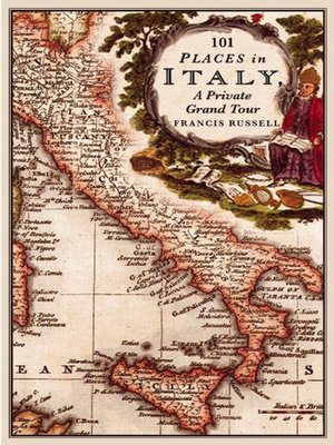 cover image of 101 Places in Italy