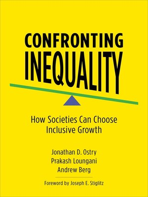 cover image of Confronting Inequality