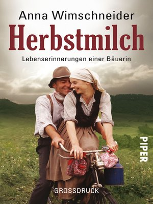 cover image of Herbstmilch