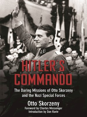 cover image of Hitler's Commando