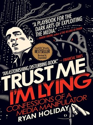 33 results for ego is the enemy ryan holiday overdrive rakuten cover image of trust me im lying fandeluxe Image collections