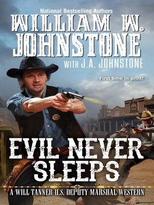 cover image of Evil Never Sleeps