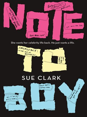cover image of Note to Boy