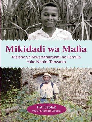 cover image of Mikidadi wa Mafia