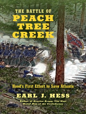 cover image of The Battle of Peach Tree Creek