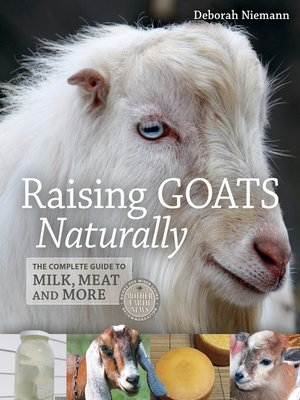 cover image of Raising Goats Naturally