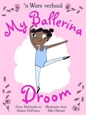 cover image of My Ballerina Droom