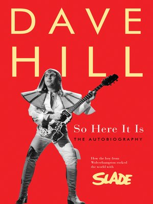 cover image of So Here It Is