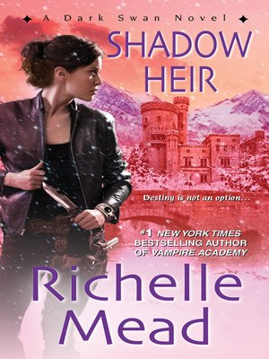 cover image of Shadow Heir