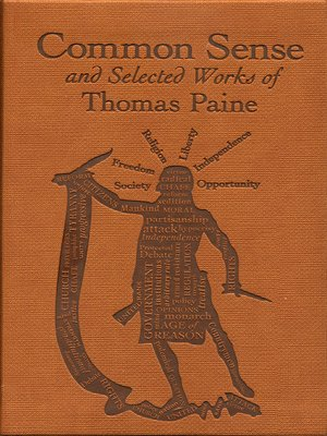 cover image of Common Sense and Selected Works of Thomas Paine