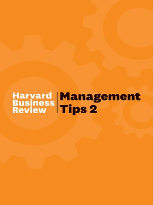 cover image of Management Tips 2