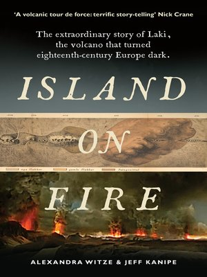 cover image of Island on Fire