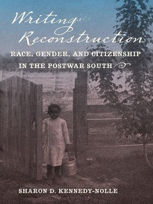 cover image of Writing Reconstruction