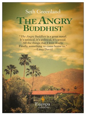cover image of The Angry Buddhist