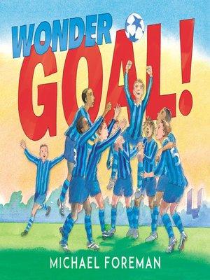 cover image of Wonder Goal!