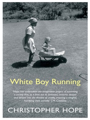 cover image of White Boy Running