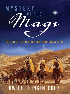 cover image of Mystery of the Magi