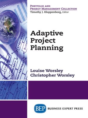 cover image of Adaptive Project Planning