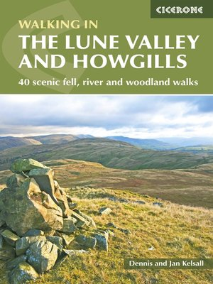 cover image of The Lune Valley and Howgills