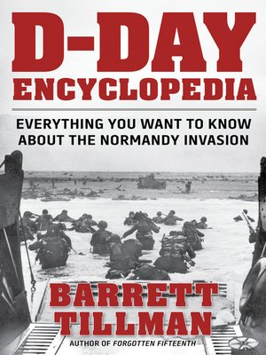 cover image of D-Day Encyclopedia
