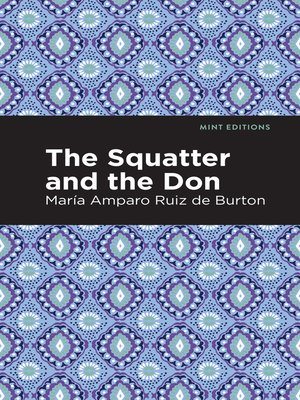 cover image of The Squatter and the Don