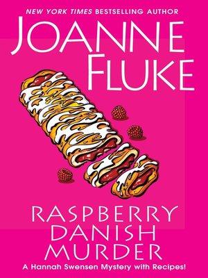 cover image of Raspberry Danish Murder