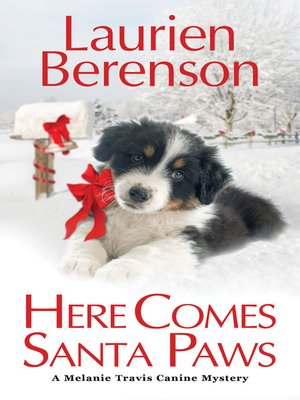 cover image of Here Comes Santa Paws