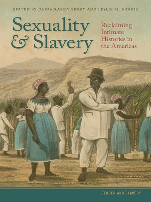 cover image of Sexuality and Slavery