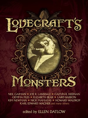 cover image of Lovecraft's Monsters