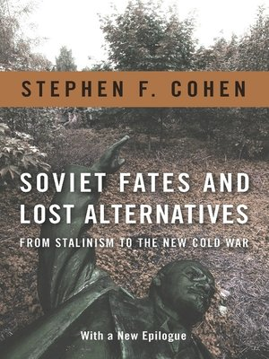 cover image of Soviet Fates and Lost Alternatives