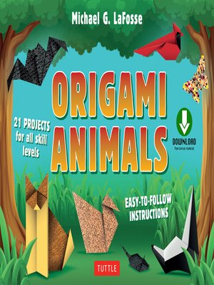 cover image of Origami Animals