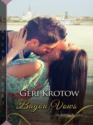 cover image of Bayou Vows