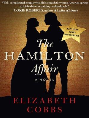 cover image of The Hamilton Affair