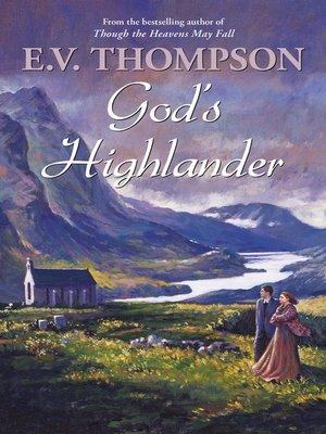 cover image of God's Highlander