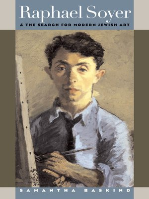 cover image of Raphael Soyer and the Search for Modern Jewish Art