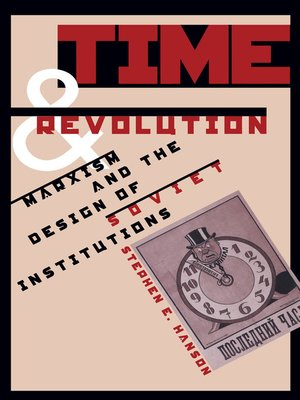 cover image of Time and Revolution