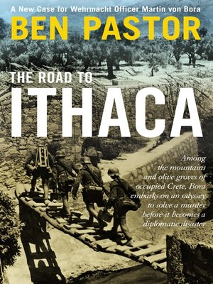 cover image of The Road to Ithaca